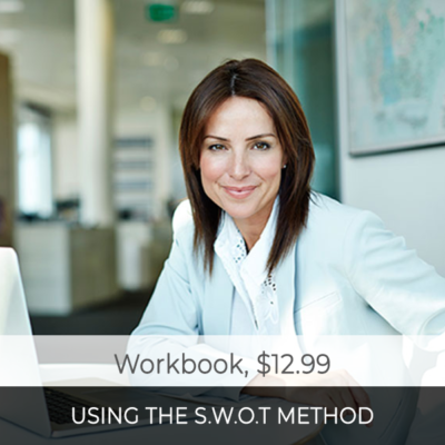 Getting to Know Your Inner Self Using the SWOT Method Workbook