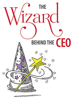 The Wizard Behind the CEO